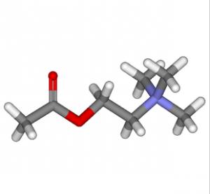 acetylcholin molekyle